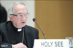 PHOTO WEB Archbishop Silvano Tomasi